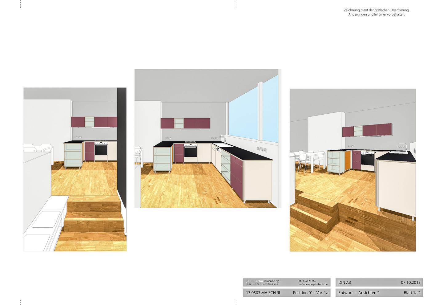 k che und garderobe jan martin n rnberg. Black Bedroom Furniture Sets. Home Design Ideas