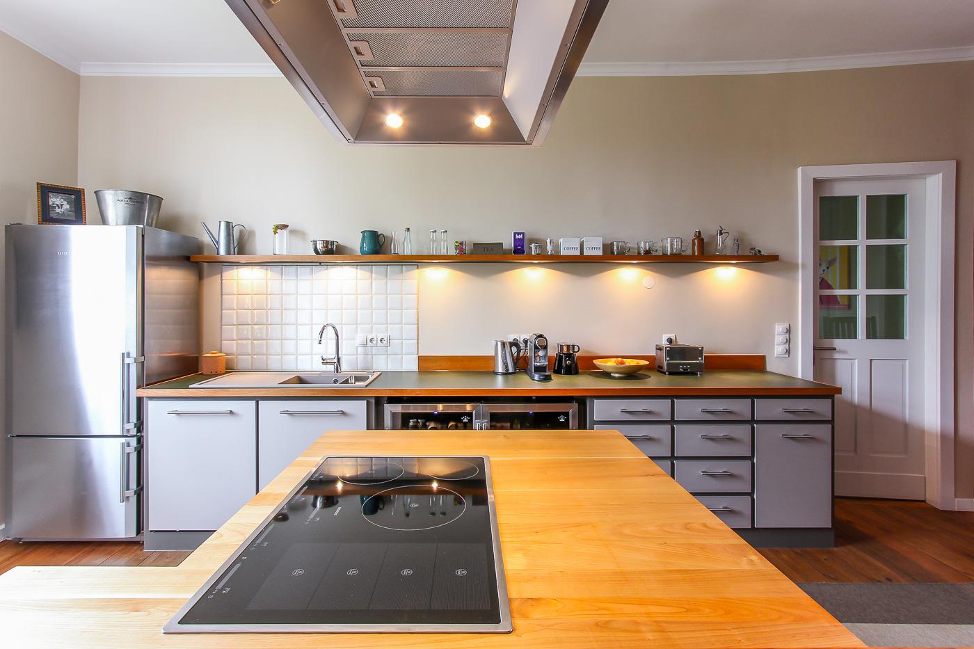 Umgestaltung einer bestehenden Küche | jan martin nürnberg